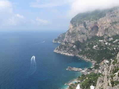 Tapeta: Capri