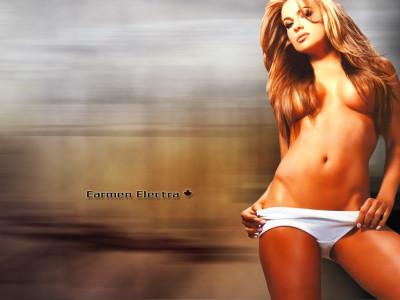 Tapeta: Carmen Electra 2