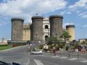 Tapeta Castel Nuovo - Neapol