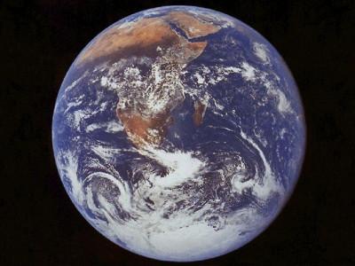 Tapeta: Celá planeta Země