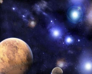 Tapeta: Celestial Bodies