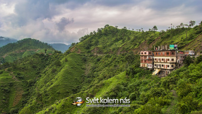 Tapeta: Cestou do Shimla, Indie