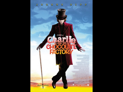 Tapeta: Charlie And The Chocolate Factory