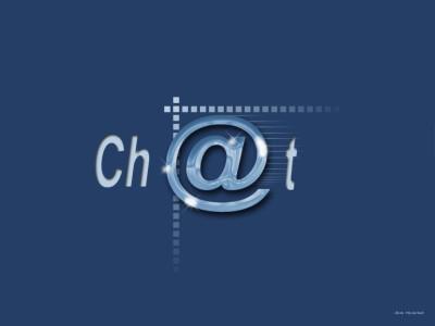 Tapeta: Chat