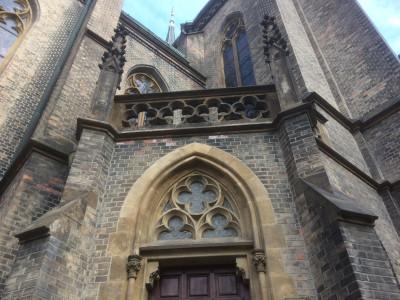 Tapeta: Chrám sv. Ludmily