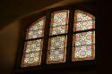 Tapeta Chrámové okno
