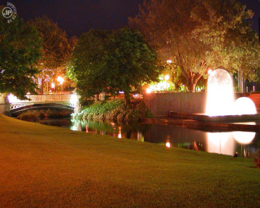 Tapeta: Christchurch at Night