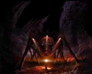 Tapeta: Chronoscape darkness