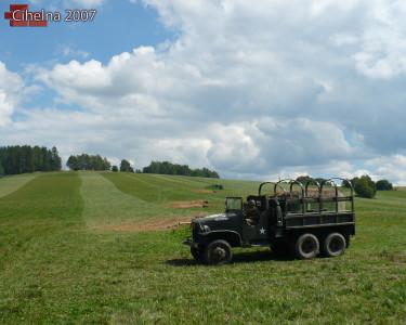Tapeta: Cihelna 2007 - Truck