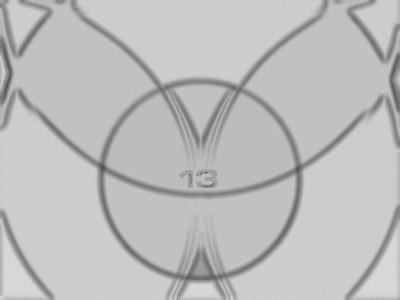 Tapeta: Číslo 13 - variace 9