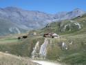 Tapeta Col du Pt. Mt. Cenis