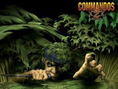 Tapeta: Commandos 2 # 6