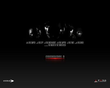 Tapeta: Commandos 3 # 2