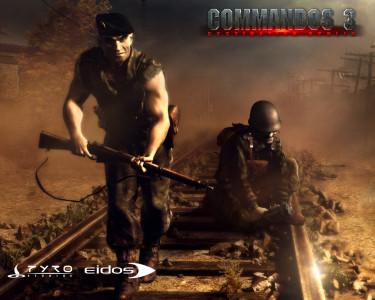 Tapeta: Commandos 3 # 6