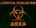 Tapeta Contaminated area