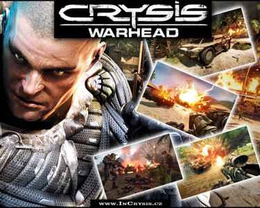 Tapeta: Crysis Warhead by Kalach001