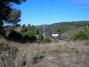Tapeta Dálnice nad Calellou