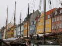 Tapeta Dánské pobřeží
