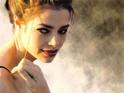 Tapeta: Denise Richards