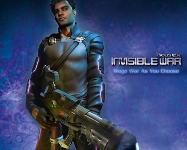 Tapeta: Deus EX: Invisible War 2