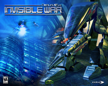 Tapeta: Deus EX: Invisible War 4