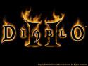 Tapeta Diablo 2 Logo