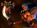 Tapeta Diablo Barbarian 2