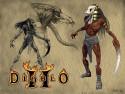 Tapeta Diablo Mumie