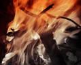 Tapeta Divoké plameny 3
