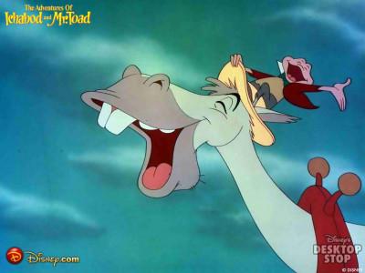 Tapeta: Dobrodružství Ichaboda a pana Toada 3