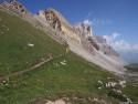 Tapeta Dolomity 2