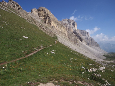 Tapeta: Dolomity 2