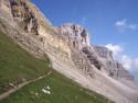 Tapeta Dolomity 3
