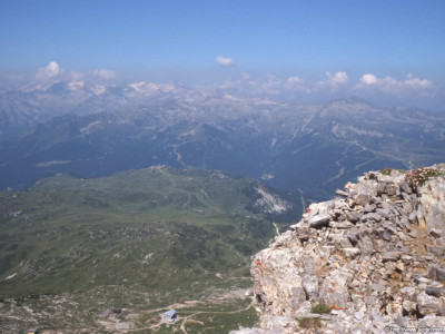 Tapeta: Dolomity 6