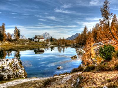 Tapeta: Dolomity (11)