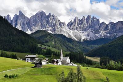 Tapeta: Dolomity (12)