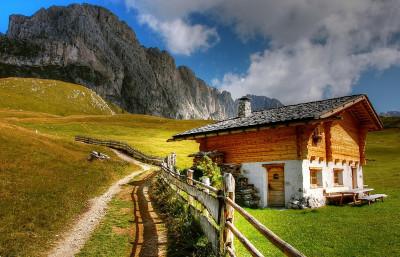 Tapeta: Dolomity (5)