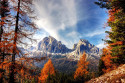 Tapeta Dolomity (8)