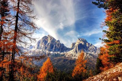 Tapeta: Dolomity (8)