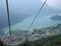Tapeta Dolomity jezero Molveno