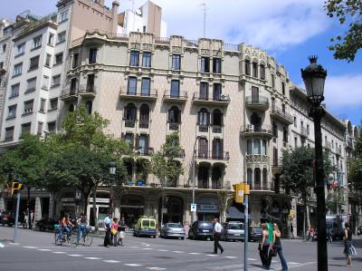 Tapeta: E-Barcelona 08
