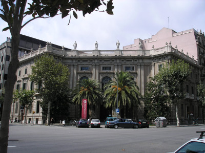 Tapeta: E-Barcelona 13
