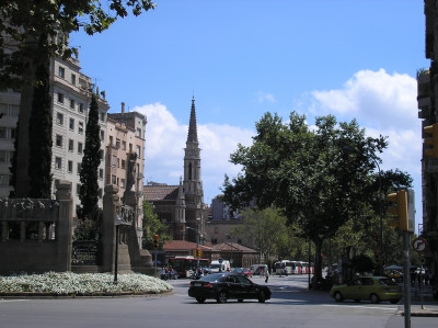 Tapeta: E-Barcelona 23