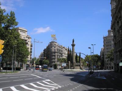 Tapeta: E-Barcelona-Av.Diagonal 17