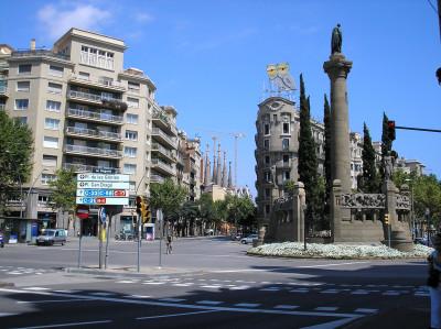 Tapeta: E-Barcelona-Av.Diagonal 20