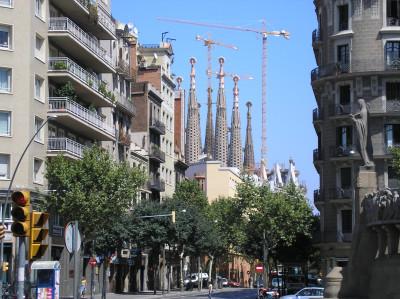 Tapeta: E-Barcelona-Av.Diagonal 21