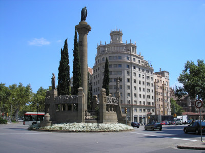 Tapeta: E-Barcelona-Av.Diagonal 22