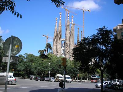 Tapeta: E-Barcelona-Sagrada Família 29