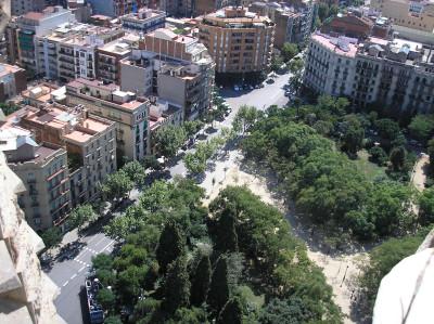 Tapeta: E-Barcelona-Sagrada Família 42