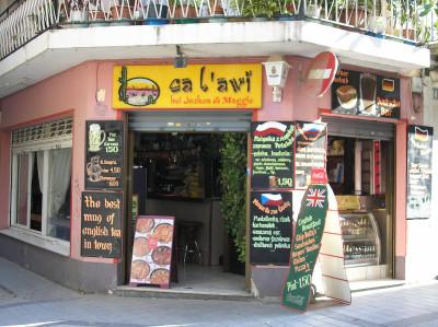 Tapeta: E-Calella-Bar u pláže